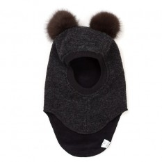 Vilnonė kepurė-šalmas (dvigubas sluoksnis), modelis 3517dg.b