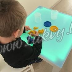 Šviesos stalas Kosmo   [Lavinamasis Staliukas Vaikams]