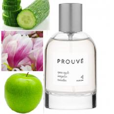 #1  (žalias obuolys - magnolija - agurkai)