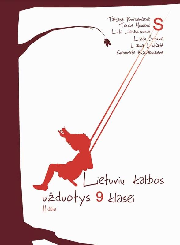 Lietuvių kalbos užduotys 9 klasei. 2 dalis (mokiniams, besimokantiems pagal pritaikytas programas, su atsakymais)