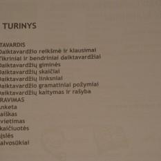 Jonas Ambrukaitis.  Lietuvių kalbos užduotys 5-6 klasėms. 3 dalis (mokiniams, besimokantiems pagal pritaikytas programas)