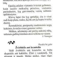 Liudvika Maziliauskienė. Skaitinukai I-II klasių mokinukams