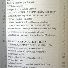 Arūnas Gumuliauskas. Lietuvos istorija (1795–2009 m.)