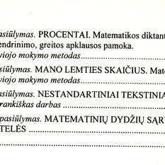 Jolanta Aksamatauskienė. Įveik tekstinius ir sudėtingesnius tyrimo uždavinius