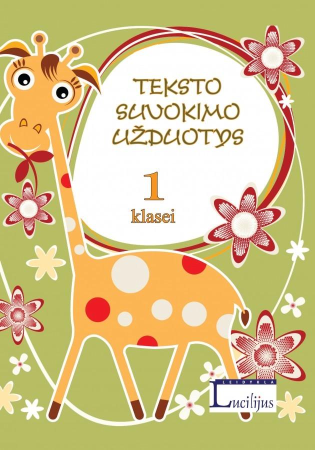 Vytautas Šalavėjus. Teksto suvokimo užduotys 1 klasei (su atsakymais)