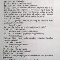 A. Laucienė, R. Keršienė, R. Baltmiškienė. Švenčių scenarijai
