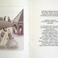 R. Chlebinskienė. Vaivorykštė pažėrė daug spalvų