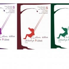 Lietuvių kalbos užduotys 9 klasei. 1-3 dalys (mokiniams, besimokantiems pagal pritaikytas programas, su atsakymais)