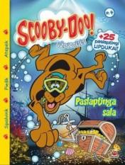 Scooby-Doo! Užduotėlės + 25 lipdukai (Nr. 4)