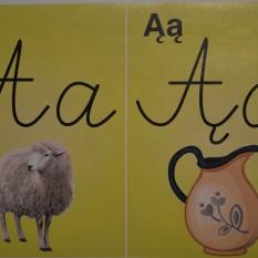 Mano ABĖCĖLĖ. Rašytinės raidės (A5 formatas)