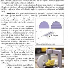 Rūta Jakulienė. Autodesk 123 – 3D grafika