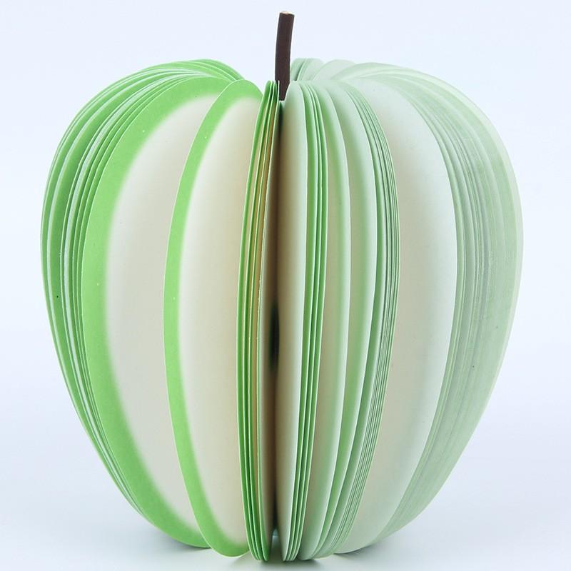 """Užrašų lapeliai """"Žalias obuolys"""""""