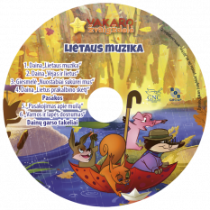 """""""Vakaro žvaigždelė"""" (2019 m., Nr. 44)  + CD"""