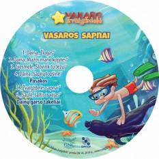 VAKARO ŽVAIGŽDELĖ. 2019 VASARA NR. 43 + CD