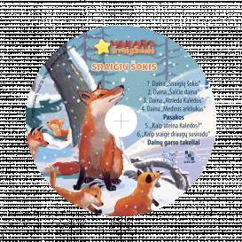 """""""Vakaro žvaigždelė"""" (2019 m., Nr. 45) + CD"""