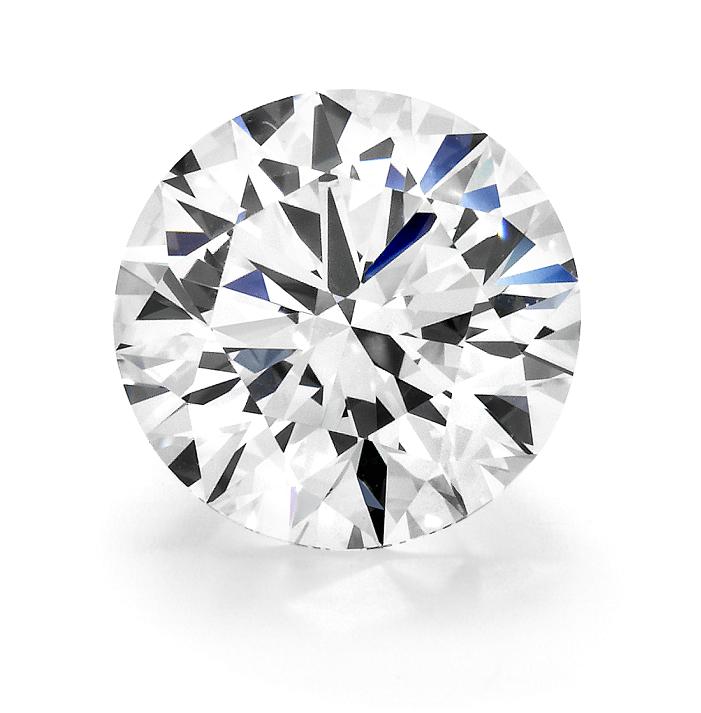0.50 Ct Deimantas D / SI2