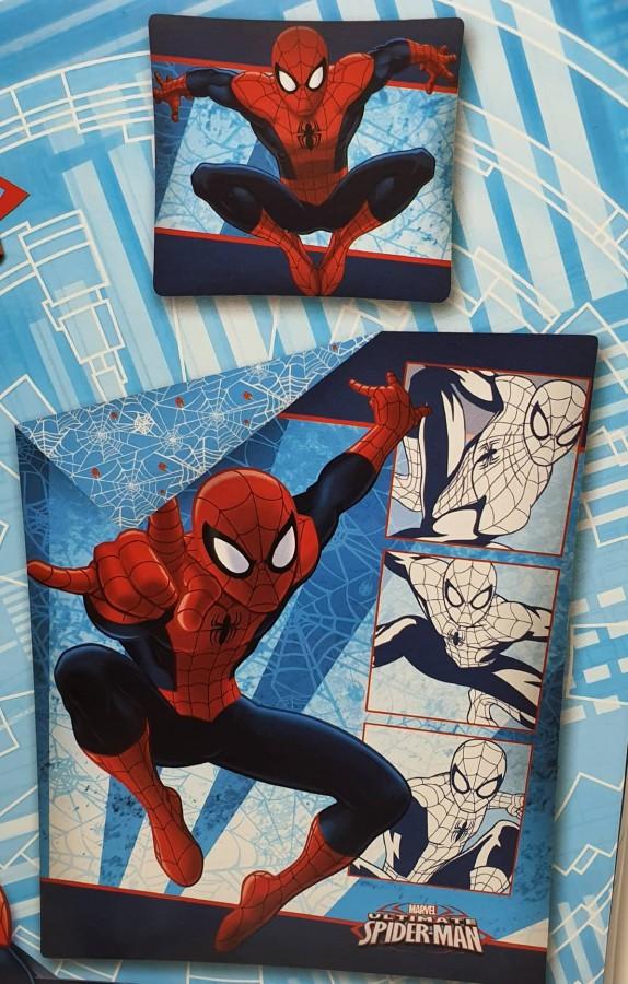 """Dviejų dalių patalynės komplektas """"Spiderman"""""""