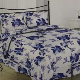 "Patalynės komplektas ""Blue flowers"""