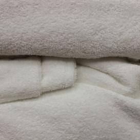 Frotinė paklodė su guma (Balta)