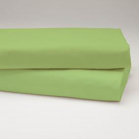 Drobinė paklodė su guma (salotinė)