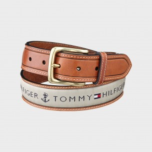 Diržas Tommy Hilfiger Men's Ribbon Inlay