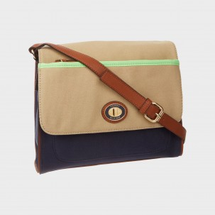 Krepšys Tommy Hilfiger Canvas Pop Trim Messenger Cross Body