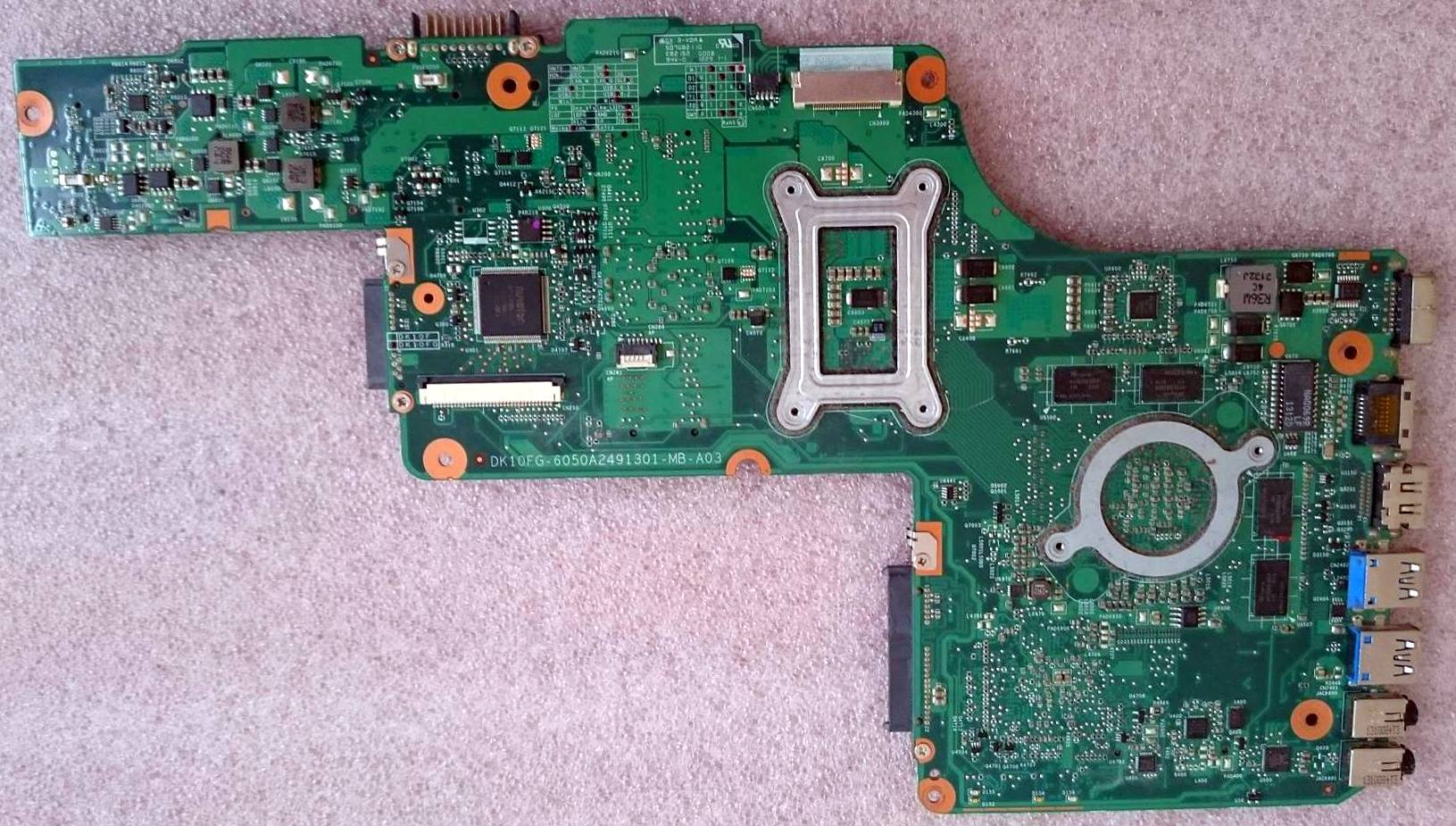 Toshiba Satellite L855-14f