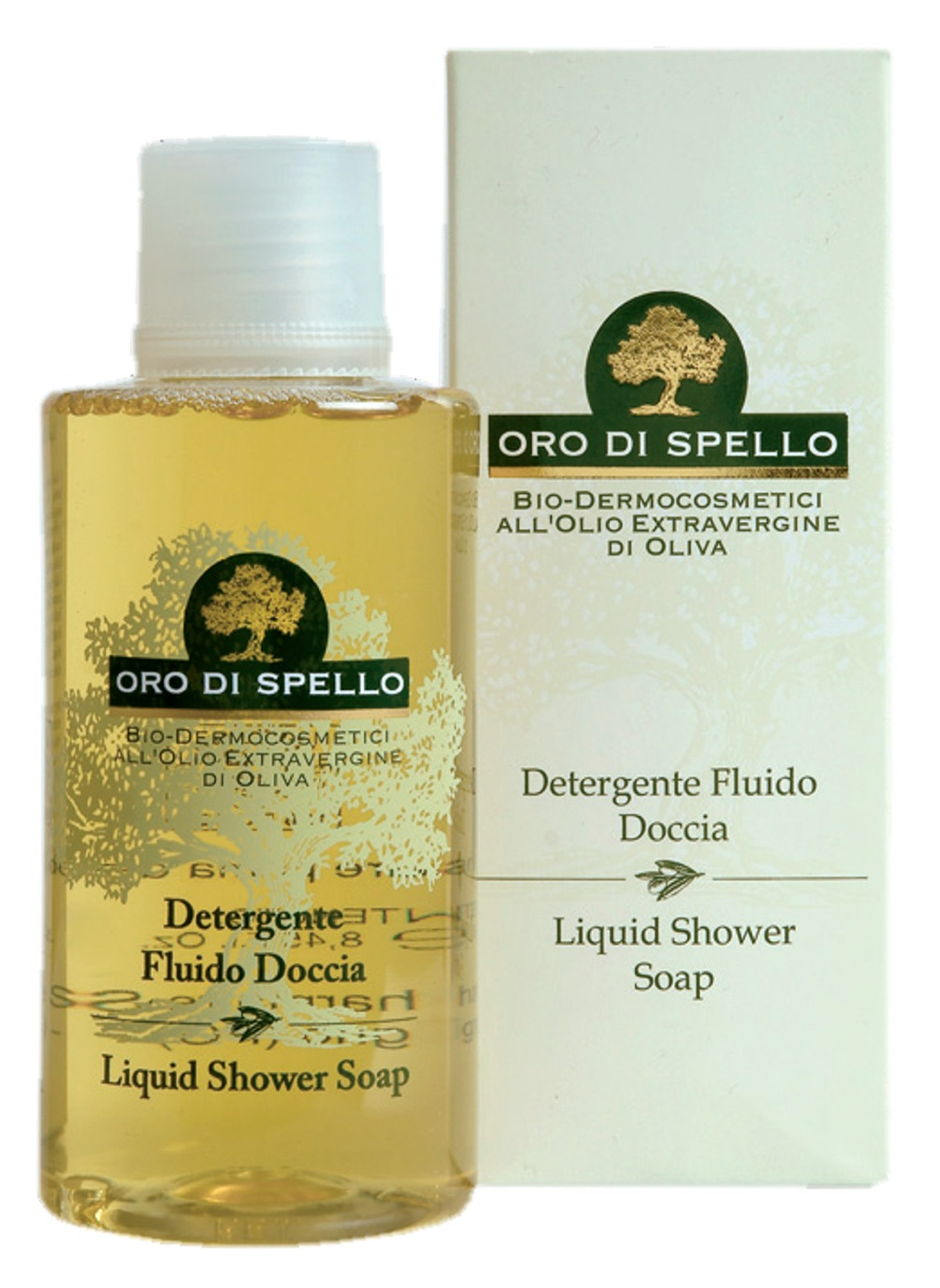 "Dušo želė ""Liquid Shower Soap"" ORO DI SPELLO, 250 ml"