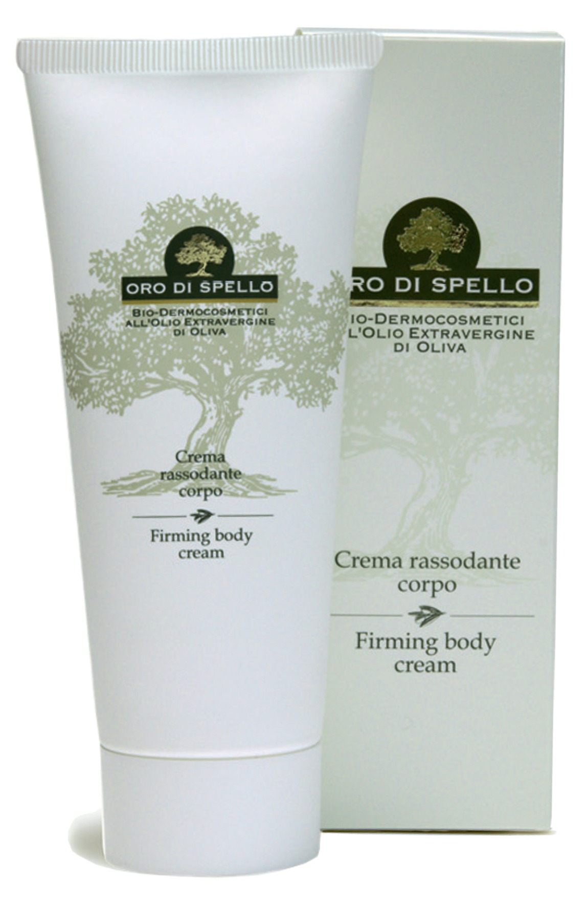 "Stangrinamasis kūno kremas ""Firming body cream"" ORO DI SPELLO, 200 ml"