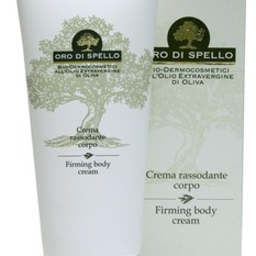 "Stangrinamasis kūno kremas ""Firming body cream"" ORO DI SPELLO, 200 ml"