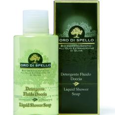 "Dušo želė vyrams ""Liquid Shower Soap"" ORO DI SPELLO, 250 ml."