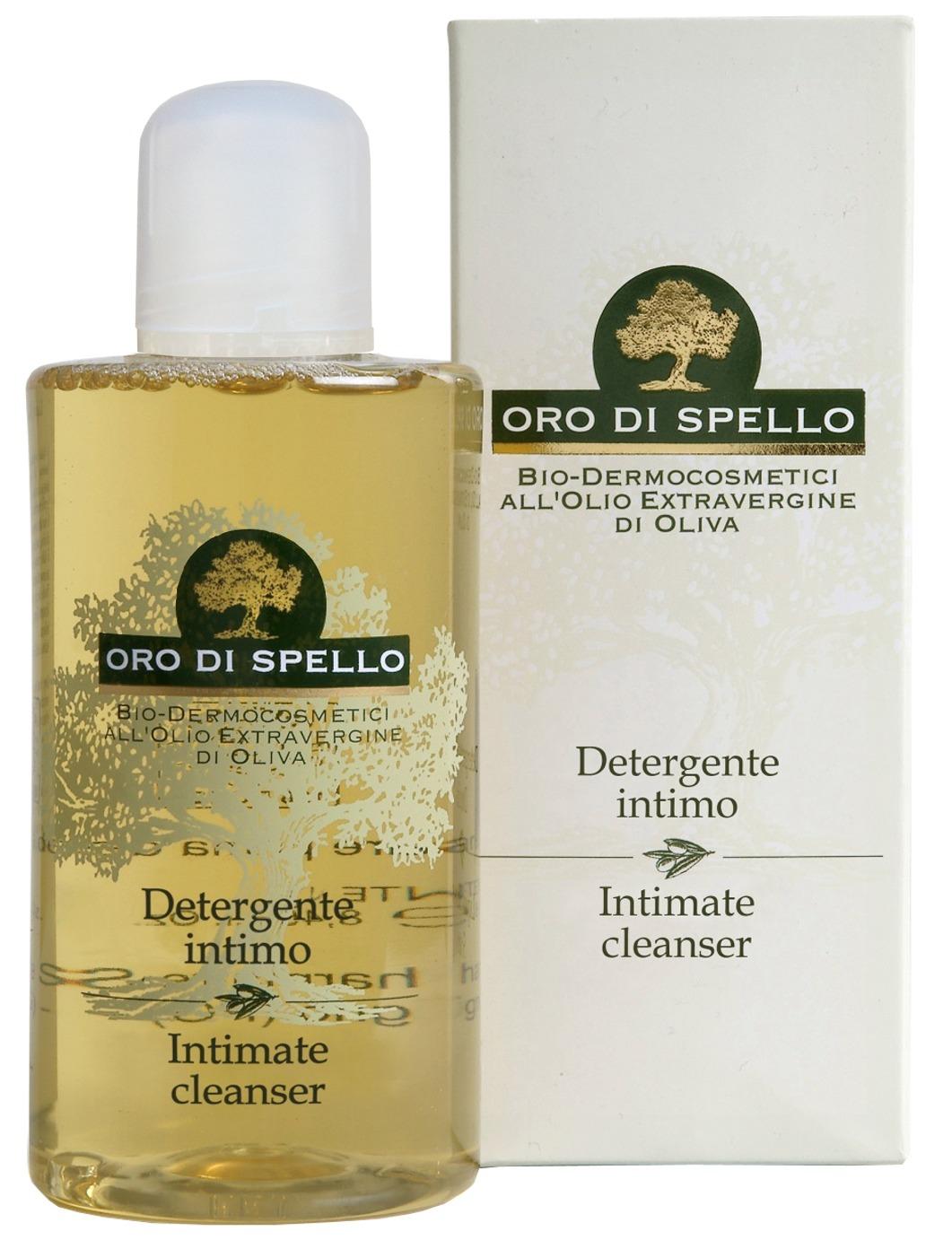 "Intymios higienos prausiklis ""Intimate Cleanser"" ORO DI SPELLO, 250 ml"