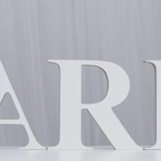 Medinė raidė (Už-10)