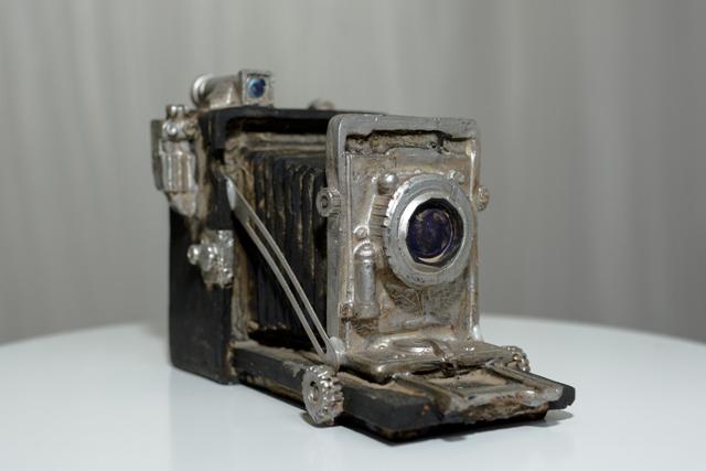 Dekoratyvinis fotoaparatas (D-1)