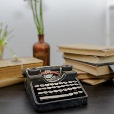 Dekoratyvinė rašymo mašinėlė (D-3)