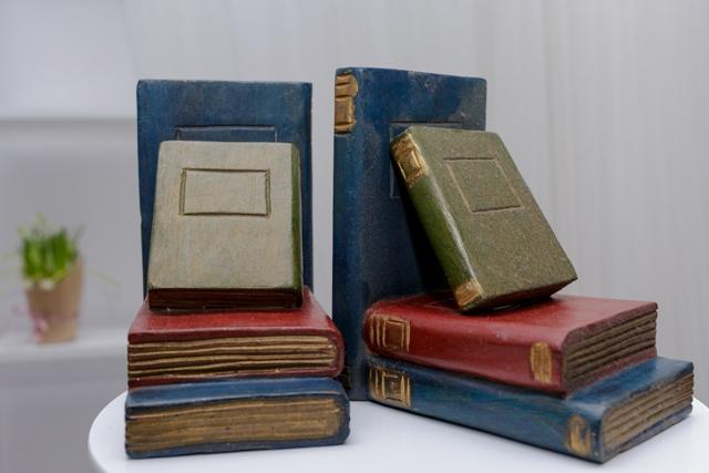 Laikikliai knygoms - knygutės (D-10)