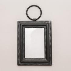 Metalinis juodas rėmėlis (RM-11)