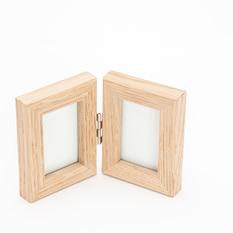 Šviesūs nedideli dvigubi rėmeliai (RM-18)