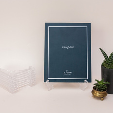 Skaidri atrama knygai / lėkštelei (RM-21)
