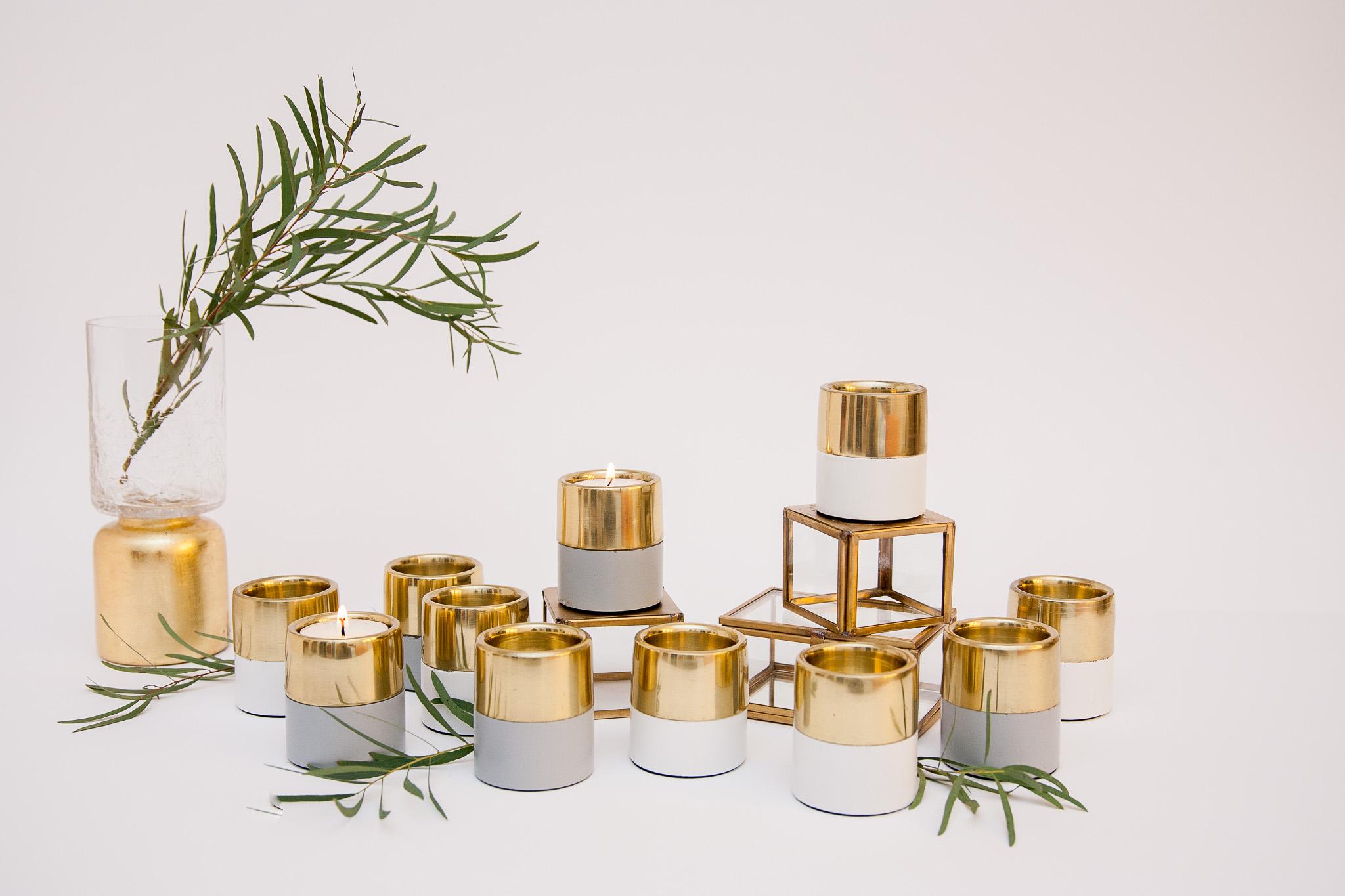 Žema žvakidė arbatinei žvakei (Ž-29)