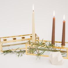 Žvakidė keturioms žvakėms (Ž-30)