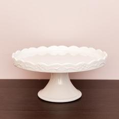Keraminė dekoruota tortinė (Di-20)