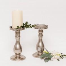 Metalinė žvakidė cilindrinei žvakei (Ž-45)
