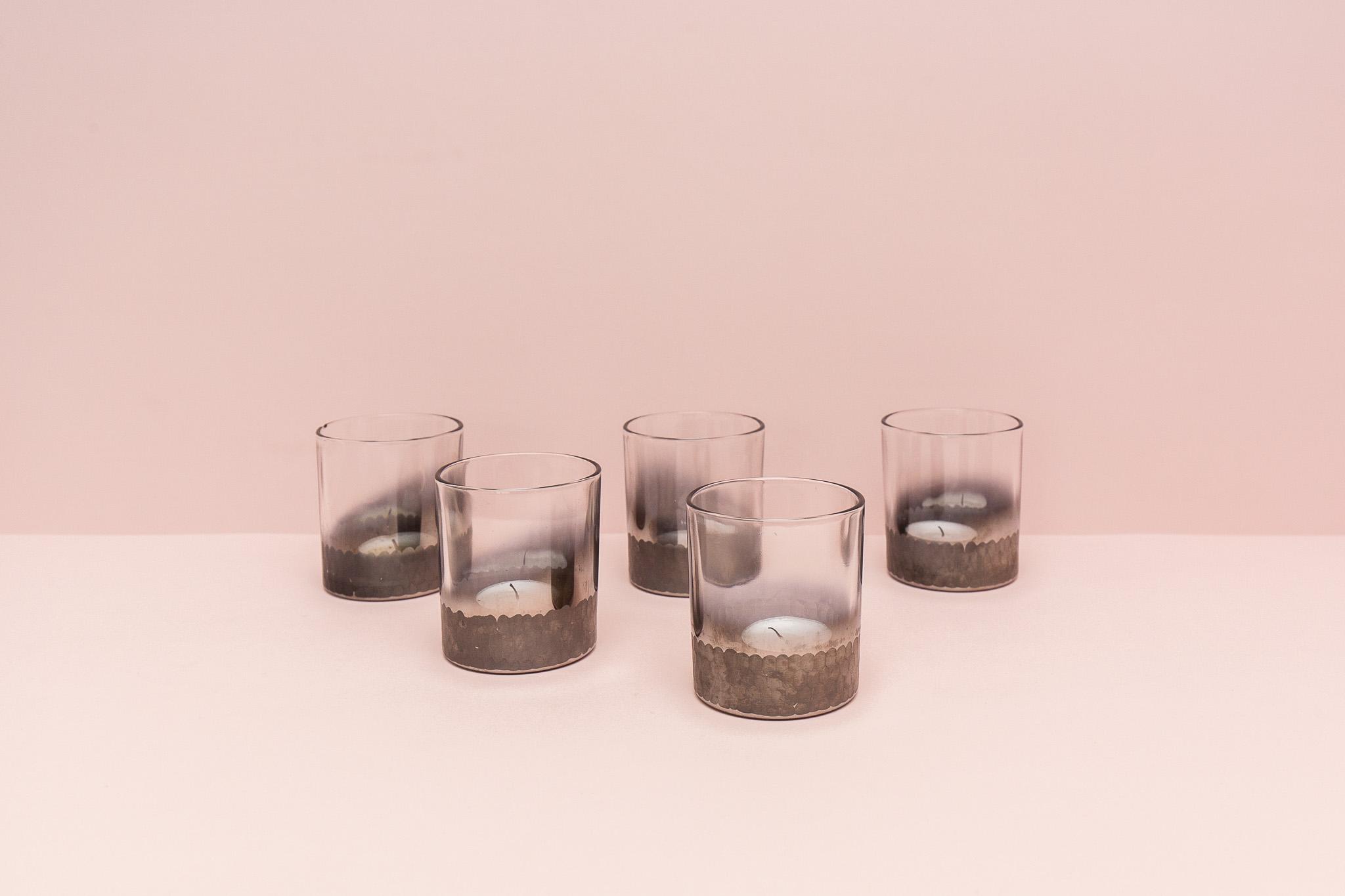 Pilka žvakidė arbatinei žvakei (Ž-50)