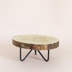 Medinis stovas su kojelemis desertams (Di38)
