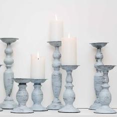Sendintos Žvakidės (melsvos) (Ž-2)