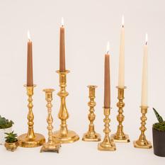 Žalvarinės žvakidės (Ž - 13)
