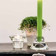 Žvakidė dviejų tipų žvakėms (Ž-19)