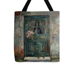 "Krepšys ""Gėlės"""