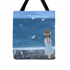 """Krepšys """"Prie jūros"""""""